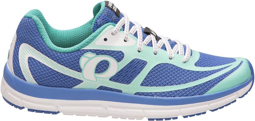Pearl Izumi - Em Route Féminin N 1 - Chaussures De Jogging Taille 6 Turquoise / Vert wHz8nQEx